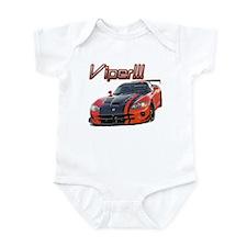 """Dodge Viper"" Infant Bodysuit"