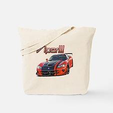 """Dodge Viper"" Tote Bag"