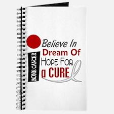 BELIEVE DREAM HOPE Bone Cancer Journal