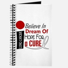 BELIEVE DREAM HOPE Lung Cancer Journal