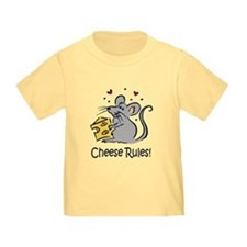 Cheese Rules T