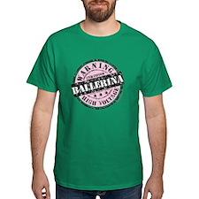 Certified Ballerina T-Shirt