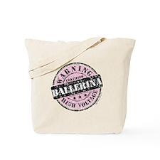 Certified Ballerina Tote Bag
