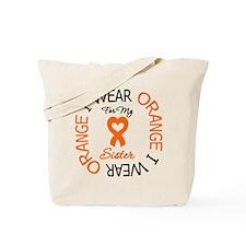 IWearOrange Sister Tote Bag