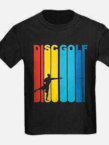Vintage Disc Golf Graphic T Shirt T-Shirt