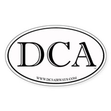 DC-3 Airways Oval Decal