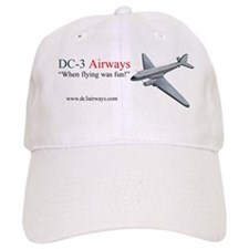 DC-3 Airways Baseball Cap