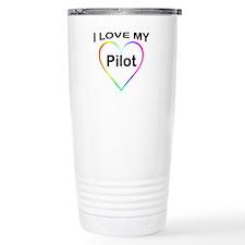 I Love My T Shirts: Travel Mug