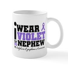 I Wear Violet For My Nephew Mug