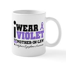 I Wear Violet Mother-in-Law Mug