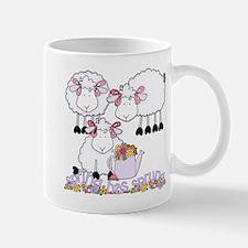 Spring Sheep Mug