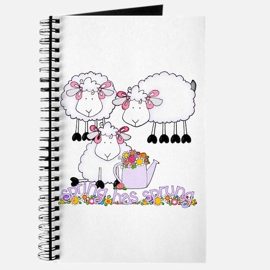Spring Sheep Journal