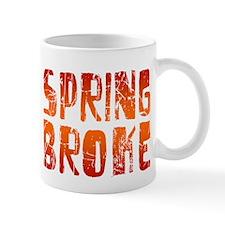 Spring Broke Mug