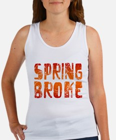 Spring Broke Women's Tank Top
