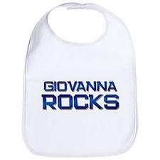 giovanna rocks Bib