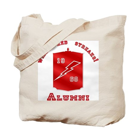 Wiley Alumni 1968 Tote Bag