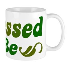 Blessed Be Small Mug