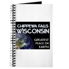 chippewa falls wisconsin - greatest place on earth