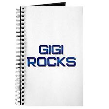 gigi rocks Journal