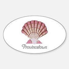 Provincetown Shell Decal