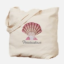 Provincetown Shell Tote Bag