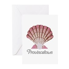 Provincetown Shell Greeting Cards (Pk of 10)