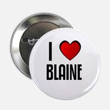 I LOVE BLAINE Button