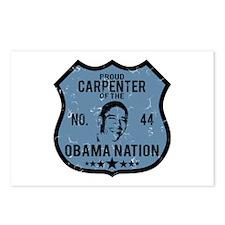 Carpenter Obama Nation Postcards (Package of 8)