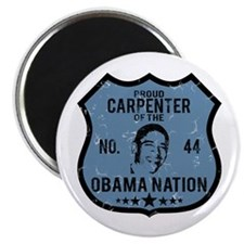 Carpenter Obama Nation Magnet