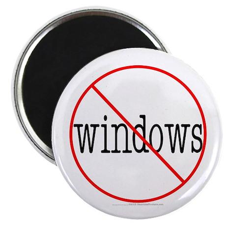 "[no] windows (2.25"" magnet)"