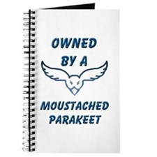 Moustached Parakeet Journal