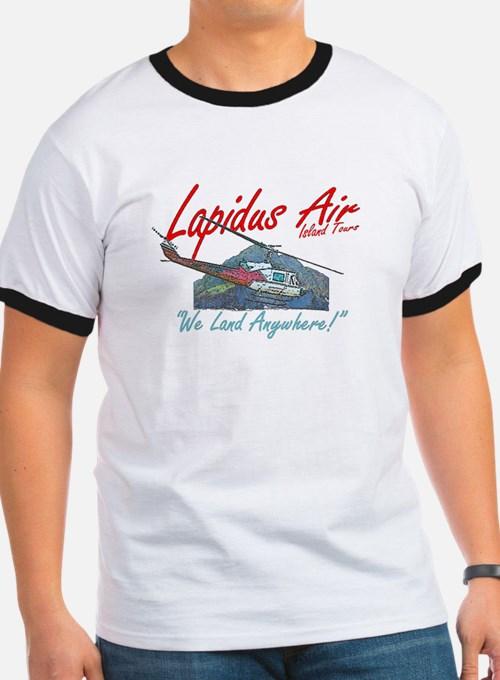 Lapidus Air Island Helicopter Tours T