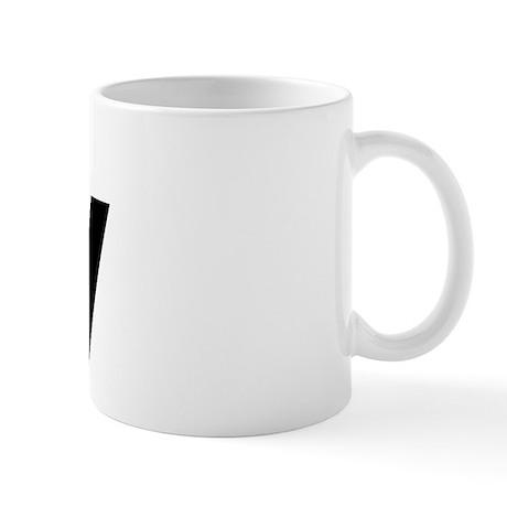 Helvetica Vv Mug