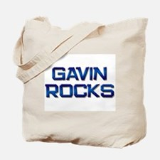 gavin rocks Tote Bag