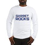 garret rocks Long Sleeve T-Shirt