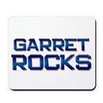 garret rocks Mousepad