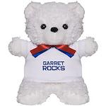 garret rocks Teddy Bear
