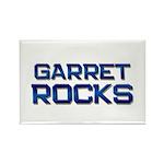 garret rocks Rectangle Magnet (10 pack)