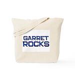garret rocks Tote Bag