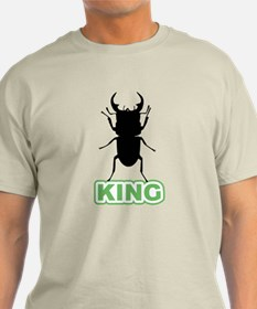"""King of Insects """"No Logo"""" T-Shirt"""