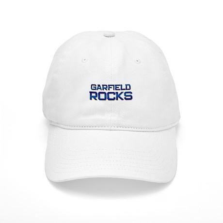 garfield rocks Cap