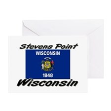 Stevens Point Wisconsin Greeting Card