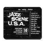 Jazz Scene U.S.A. Mousepad