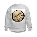Kids Chocolate Chip Cookies Sweatshirt