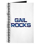 gail rocks Journal