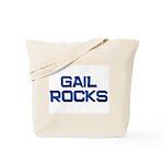 gail rocks Tote Bag