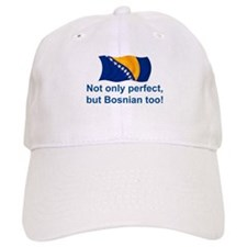 Perfect Bosnian Baseball Cap