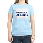 frederick rocks Women's Light T-Shirt