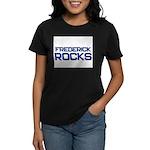 frederick rocks Women's Dark T-Shirt