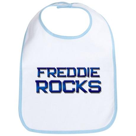 freddie rocks Bib